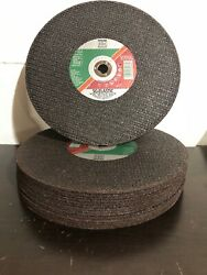 15x Pferd 12, 1/8 Thick, 20mm Arbor Cut Off Wheel Ductile Iron From Germany
