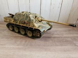 Forces Of Valor Unimax Wwii German Jagdpanther Normandy 1944 132 Diecast Tank