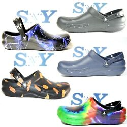 CROCS Classic UNISEX Women's Ultra Light Water-Friendly Sandals Women's SIZE $39.99