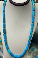 Genuine Natural Egyptian Turquoise Necklace 24