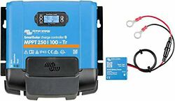 Victron Scc125110210 – Smartsolar Mppt Solar Charge Controller With Built-in ...