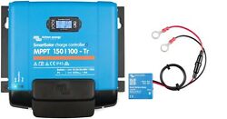 Victron Scc115110211 – Smartsolar Mppt Solar Charge Controller With Built-in ...
