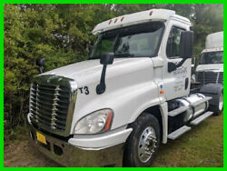 2015 Freightliner Cascadia also available 2018 CPS 100 Cubic Yard Trailer
