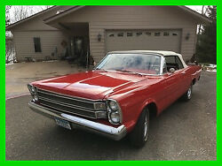1966 Ford Galaxie  1966 Ford Galaxie 500XL Convertible 390 2 Barrel V8 C6 Automatic Transmission