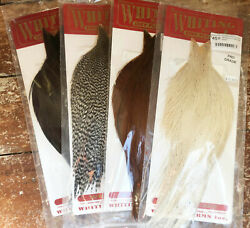 Whiting Dry Fly Hackle Whole Cape Pro Grade