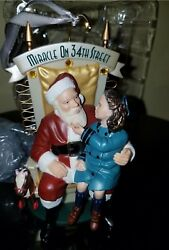 Natalie Wood Carlton Believe In Miracles Miracle On 34th Street Ornament