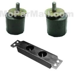 Engine And Transmission Mount Set For 1957-1959 Plymouth And Dodge V8