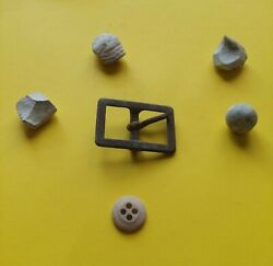 Gettysburg Relics/dug At The Wheatfield/ Battle Fought July 2, 1863