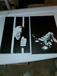 Sin City That Yellow Bastard Frank Miller Signed Numbered 63/ 500 Very Rare
