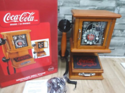 Coca-Cola retro payphone wall hangings Nostalgic wall phone unused rare
