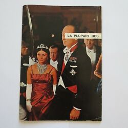 Vintage Rolex Catalogue Brochure 1966 34 Pages French All Original Rare-francais