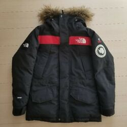 Used The Antarctica Parka Nd91501 Men's Size M Summit Series