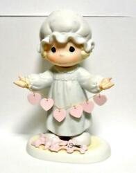 Precious Moments 9 You Have Touched So Many Hearts 523283 Le Large Enesco Box