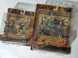 Forces Of Valor Vikings Lot Of 2 Set 132 Scale
