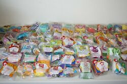 Vtg Mcdonald Toys 1993,1994,1995 Mix And Match Buy4get1free Collectible