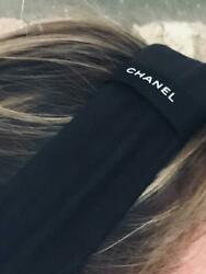 New  Authentic Headband Chanel Beauty VIP gift with purchase  Black