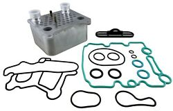 Upgraded Oil Cooler Kit W/ Gaskets Seals For Ford 6.0l Powerstroke Turbo Diesel