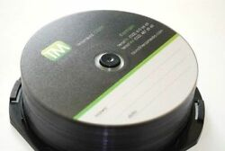 Cd Dvd Discs Printed In Full Colours. With Burning Or Not. Up To 1000.