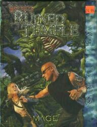 Mage Awakening Secrets Of The Ruined Temple Hardcover - Ww40310 - 2006