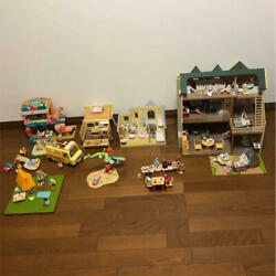 Used Sylvanian Families Sets Furniture House Shop