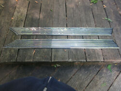 1964 Mercury 1 Or 2 Stainless Trim Molding 40 1/8
