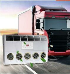 Automobile Air Conditioning 12v 24v Electric Truck Air Conditioner For Vehicle