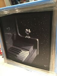 Mark Grieves 2011 - Print - Dancing In The Moonlight - Authenticity Included