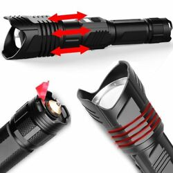 Latest Design For USB Charging Safety Hammer LCD Wide Angle Torch With Backpack $71.99