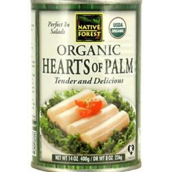 Native Forest-hearts Of Palm, Pack Of 12 14 Oz Boxes