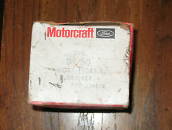 1956 Through 1970and039s Ford Thunderbird Nos 12 Volt Coil Bracket With Box Box 2200