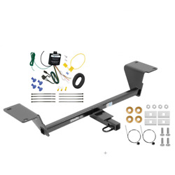 Trailer Tow Hitch For 15-20 Audi A3 Except Sportback E-tron + Wiring Harness Kit