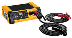 Clore Automotive Llc Pl6100 100a/60a Flashing Power Supply And Charger