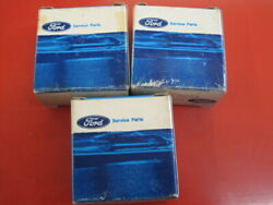 3 Sets Of Nos Oe Ford Connecting Rod Bearings D1fz-6211-v 71-73 Pinto Capri 1.6l