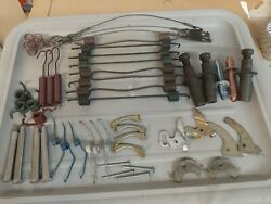 Brake Springs Adjusters Hardware Parts Lot Auto Truck New 50pcs Free Shipping