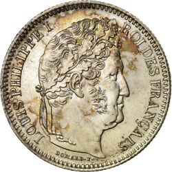 [488405] Coin France Louis-philippe 2 Francs 1847 Paris Ms Silver