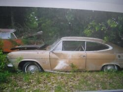 1965/1966 Amc Marlin Parting Out