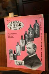 Antique Bottle And Glass Collector Magazine June 1993