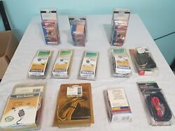 Wholesale Lot Of 12 Trailer Wiring Connectors Brake Controls Kits