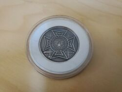 Ladies Auxiliary Vfw Coin