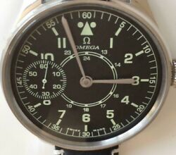 1915 Omega Antique Watches Menand039s Hand-rolled Overhauled Very Rare From Japan 8k