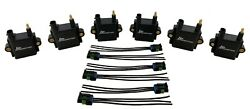 6 Ignition Coils For Outboard Marine Dfi 200xs 250xs 225 Sport Xs 300x Pro Max