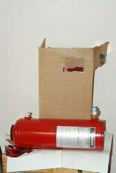 Tyco/ Ansul Model Lt A 101 30 Dry Chemical Tank For Vehicle Supressio New In Box
