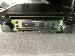 Eclipse Sound Monitor Cdt-350x Car Audio Cd Player Still Working Rare