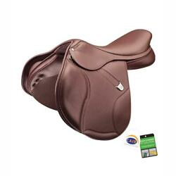 Bates Elevation Plus With Luxe Leather Saddle