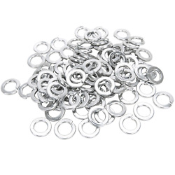Colony 12mm-l-100 12mm Chrome Plated Lock Washers Bag Of 100 Usa Made