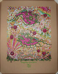Marq Spusta Dragons And Yum Yums Print Poster The Flaming Lips Dogfish Head Beer