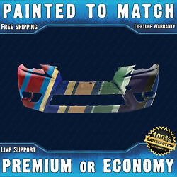 New Painted To Match Front Bumper For 2014-2016 Lexus Is250 Is350 Is200t W/ Park