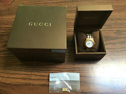 Gucci Gold Plated 5400M Watch $279.50