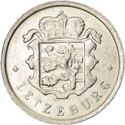 [881278] Coin, Luxembourg, Jean, 25 Centimes, 1963, Au, Aluminum, Km45a.1
