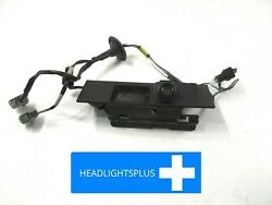Oem 2017 2018 2019 Ford Fusion Rear Trunk Release Handle W/ Back Up Camera